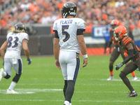 Esposa de Joe Flacco bate seu esforço como chamariz de receptor – NFL.com