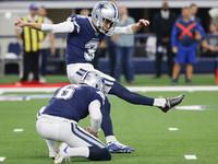 Cowboys re-contratando o kicker Kai Forbath
