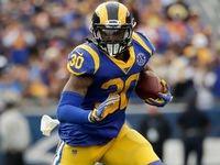 Rams lançam o ex-OPOY, destaque Todd Gurley