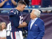 Kraft publica anúncio de página inteira em Tampa agradecendo a Brady