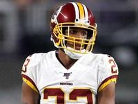 Seahawks negociando com Redskins CB Quinton Dunbar