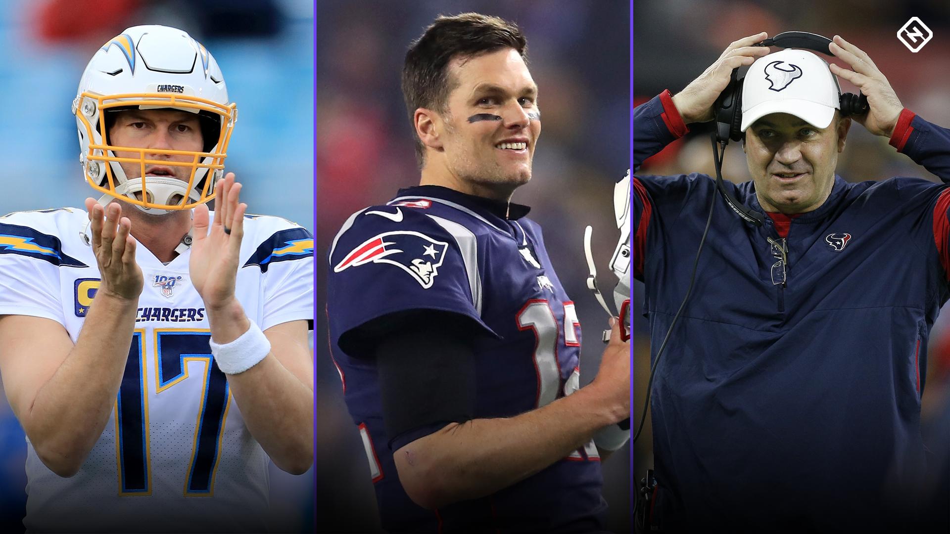 Vencedores e perdedores de agências gratuitas da NFL: Tom Brady está melhor com os Buccaneers; Carneiros desmontados; Ursos e texanos se enfrentam – Yahoo News Brasil