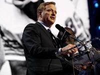 NFL com o objetivo de envolver virtualmente as perspectivas no projeto de 2020