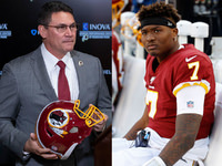 Rivera: Haskins é titular, mas 'Skins QBs' competem '- NFL.com