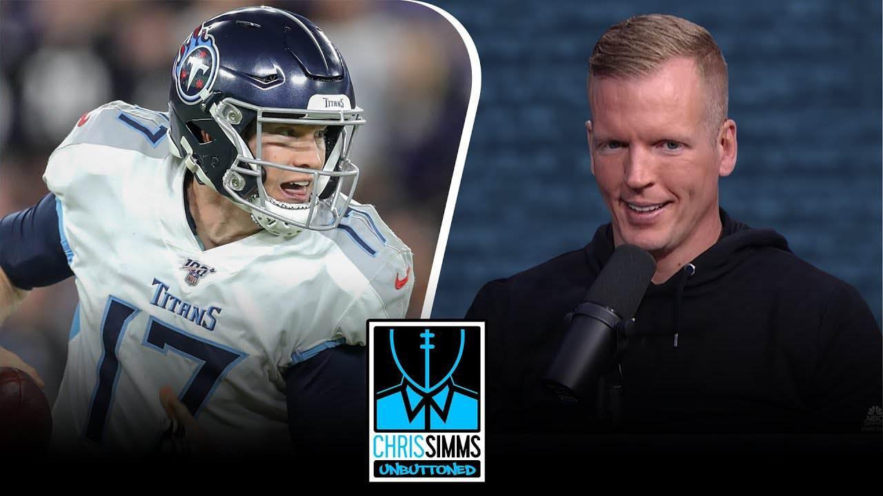 Titãs fazem a escolha certa, comprometem-se com Ryan Tannehill | Chris Simms desabotoado | NBC Sports – NBC Esportes