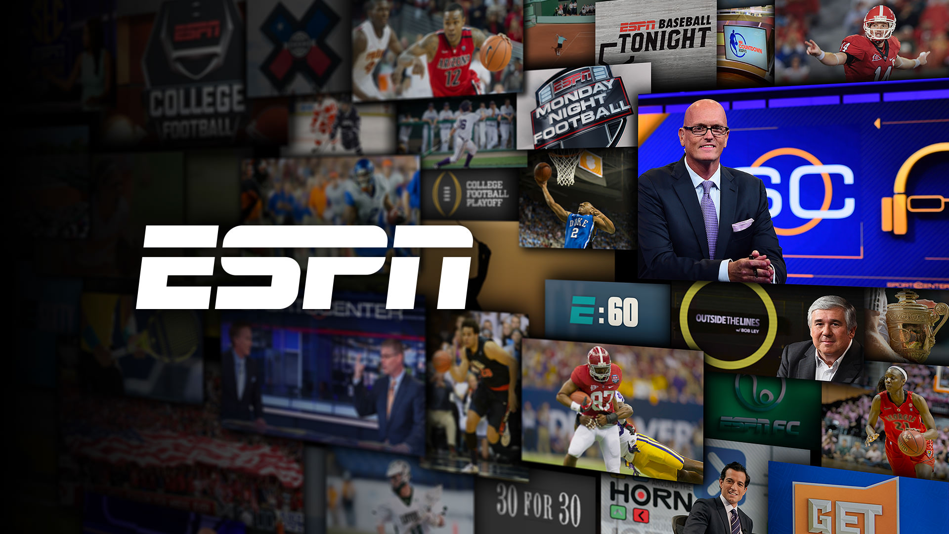 NFL no ESPN +: abra o cofre