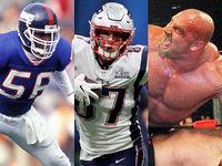 Wrestlemanias mais memoráveis com jogadores da NFL