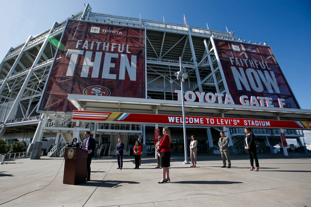Coronavírus: os fãs vão lotar os estádios da NFL para a semana 1? Não conte com isso, diz o governador Newsom – The Mercury News