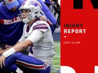 Lesões: Contas não esperam cirurgia de cotovelo para Josh Allen – NFL.com