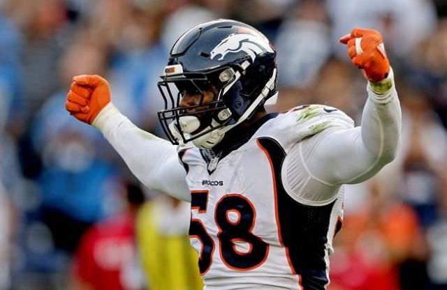 Agente: Von Miller, estrela da NFL, tem COVID-19, está de bom humor – Esportes – Castanet.com