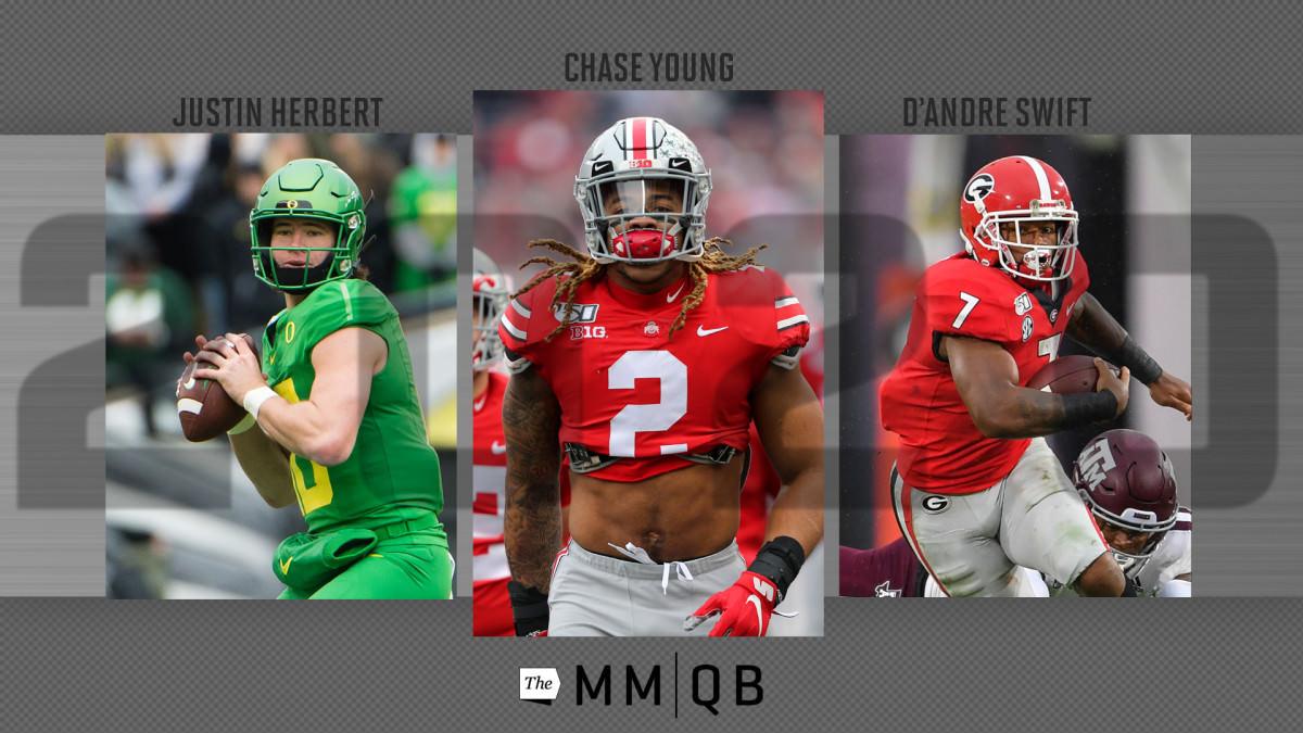 NFL Mock Draft 2020 13.0: Quem é o segundo QB fora do quadro? – Esportes ilustrados