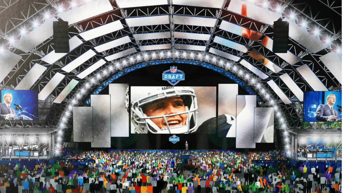 2020 Nock Mock Draft 3.0: quarterbacks fora de jogo no início de uma primeira rodada cheia de negociações – CBS sports.com