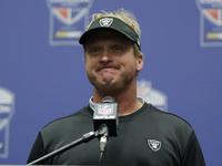 Gruden: Raiders 'não estão tankando' para a pick top draft – NFL.com