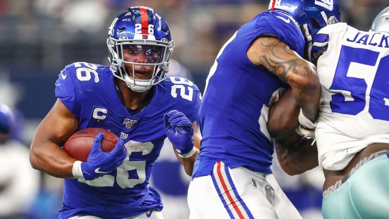 Previsões para jogadores da NFL em 2020 – um excesso ou menos para as 32 equipes