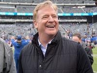 Goodell: Draft-A-Thon é uma ótima maneira de 'retribuir' – NFL.com