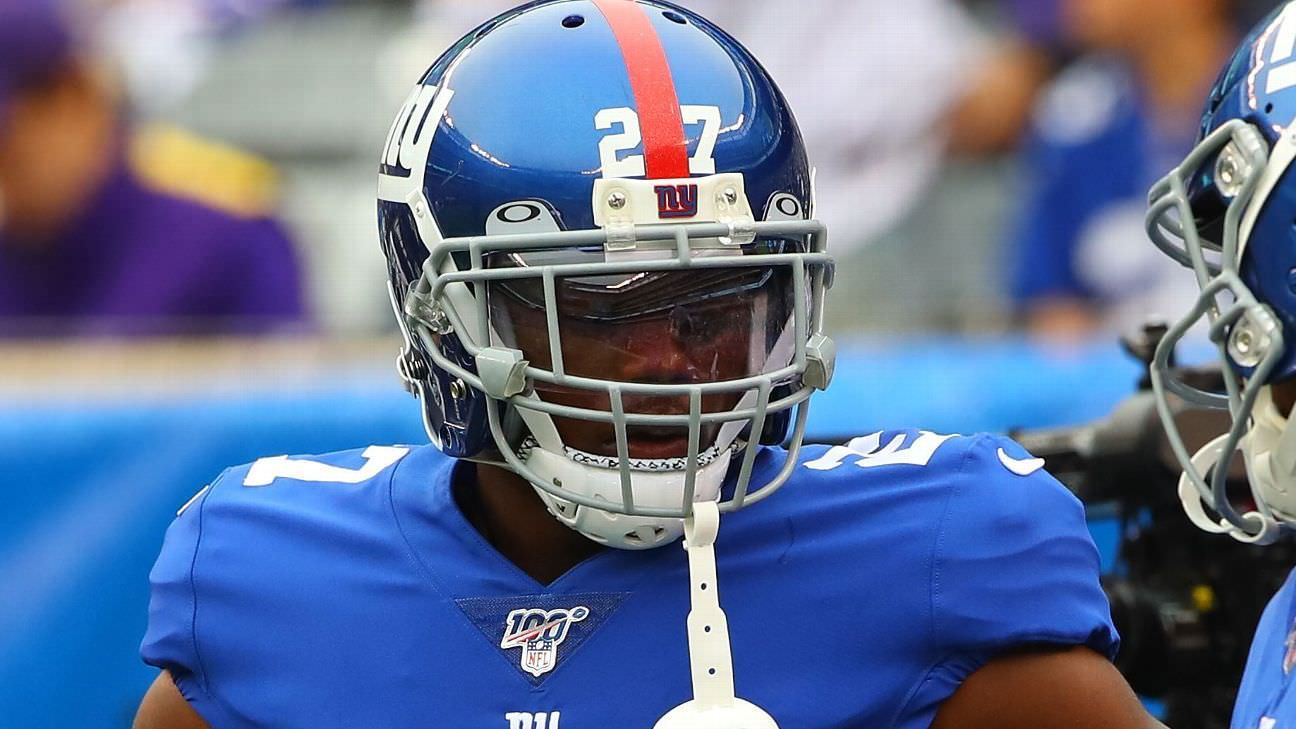 NFL cornerbacks DeAndre Baker, Quinton Dunbar procurado por acusações de assalto à mão armada