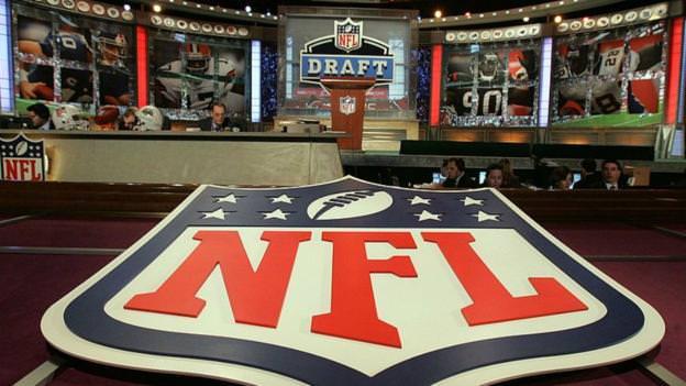 NFL draft 2020: de Vegas às videochamadas – como será o draft virtual?