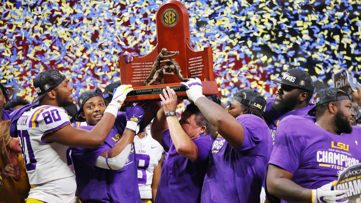 Seleção da NFL 2020 escolhe pela equipe da faculdade, conferência: LSU bate recorde de todos os tempos, SEC está no topo pelo 14º ano consecutivo – CBS Sports