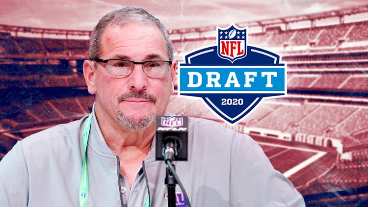 Fontes: a preferência dos gigantes é negociar para baixo em 2020 NFL Draft – SNY.tv