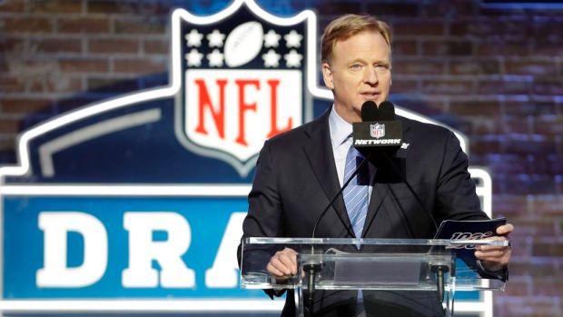 Relatório: falha técnica no rascunho falso da NFL – TSN