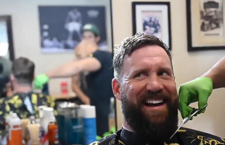 Roethlisberger apara barba após lançar 'First NFL Pass' com cotovelo reabilitado – Steelers Depot