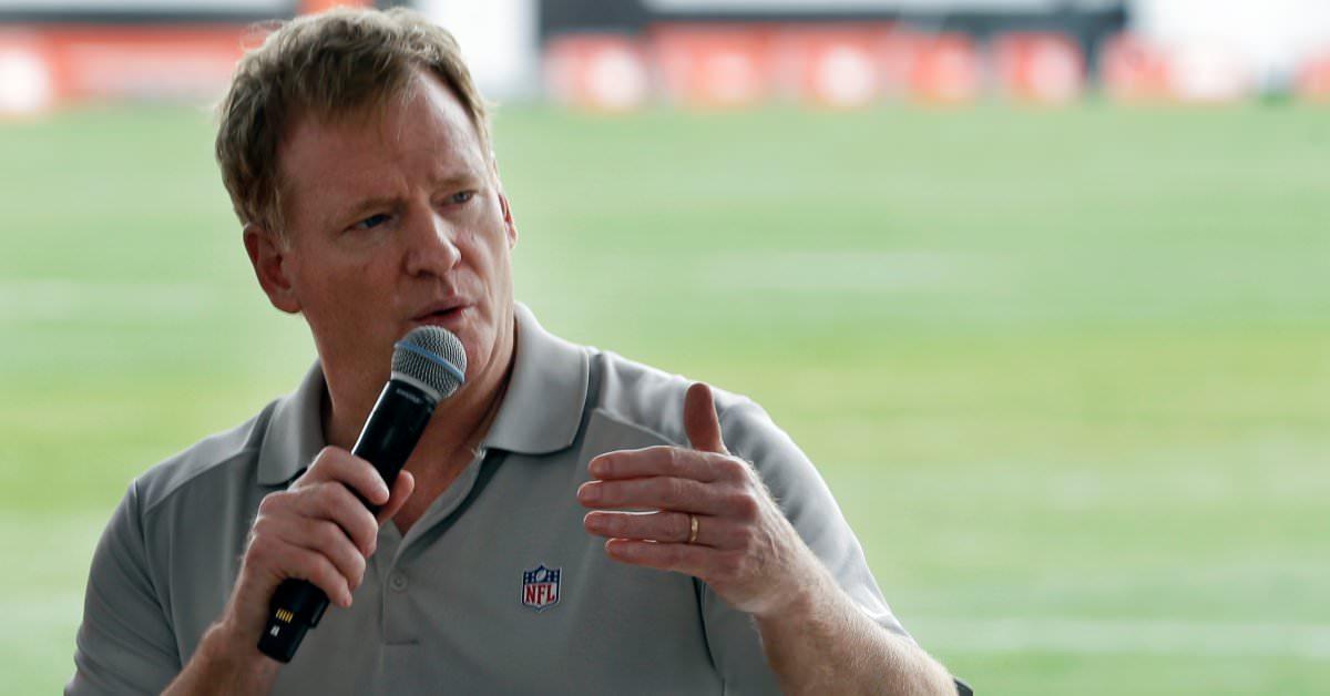 Algumas equipes da NFL autorizadas a reabrir instalações de treinamento, anuncia o comissário