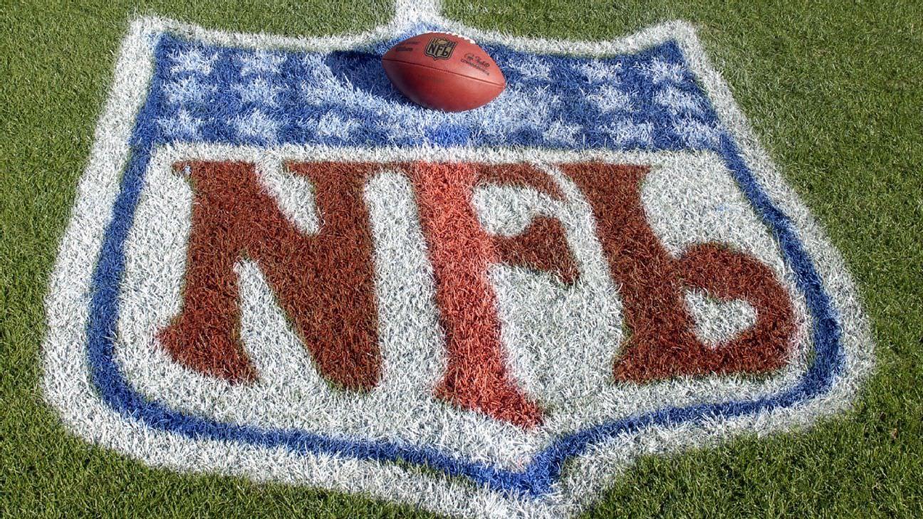 Queda da programação da NFL para incluir a lista completa de 17 semanas