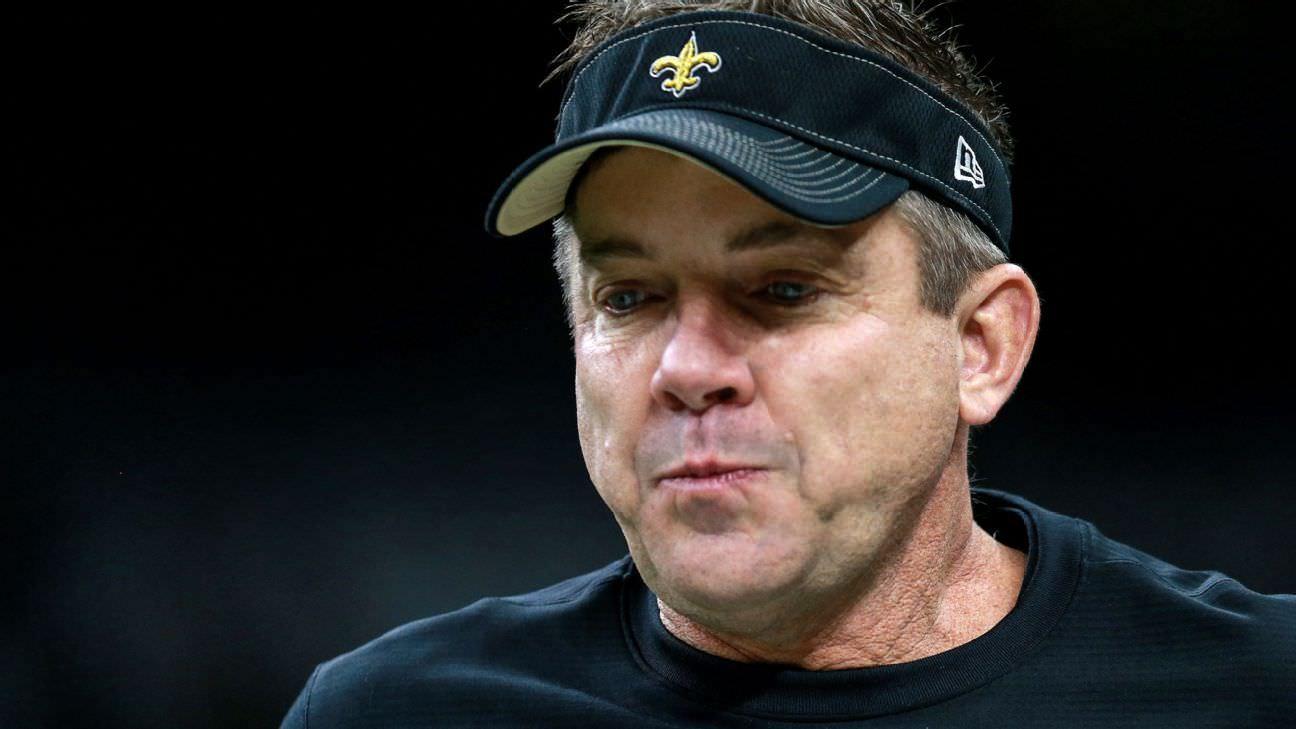 Saints 'Payton: NFL não estava pronta para críticas de PI