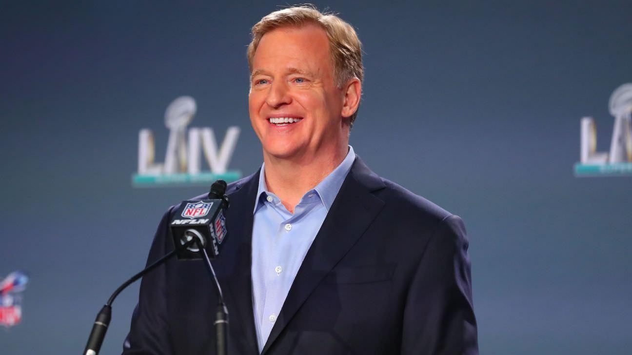 NFL estabelece protocolos para reabrir as instalações da equipe