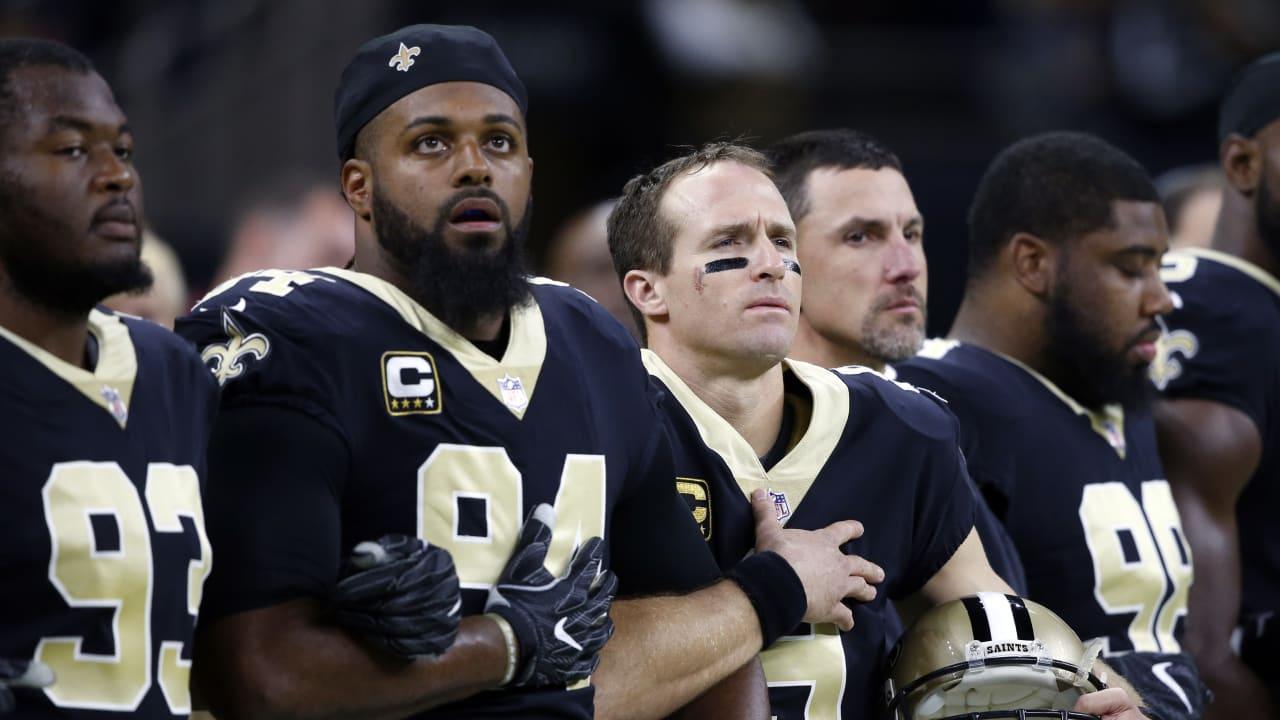 Cam Jordan nos comentários de Drew Brees: não dá para brincar na questão – NFL.com
