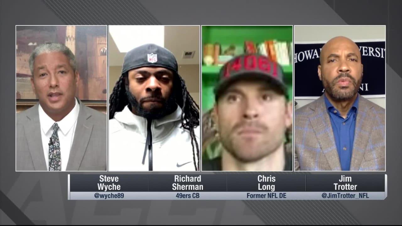 Sherman, Long: Como os jogadores podem usar plataformas para combater o racismo em suas comunidades – NFL.com