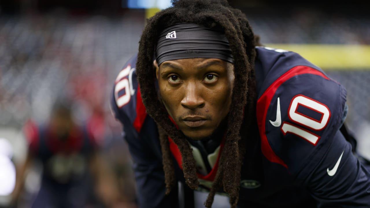 DeAndre Hopkins: 'Eu sei que sou o melhor' WR na NFL – NFL.com