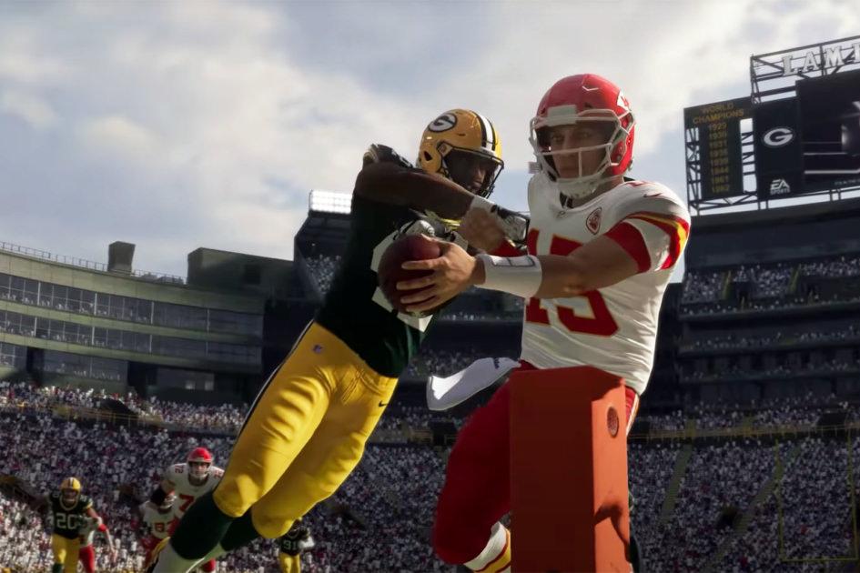 EA permite atualizações do 'Madden NFL 21' Xbox Series X até 'NFL 22' chegar