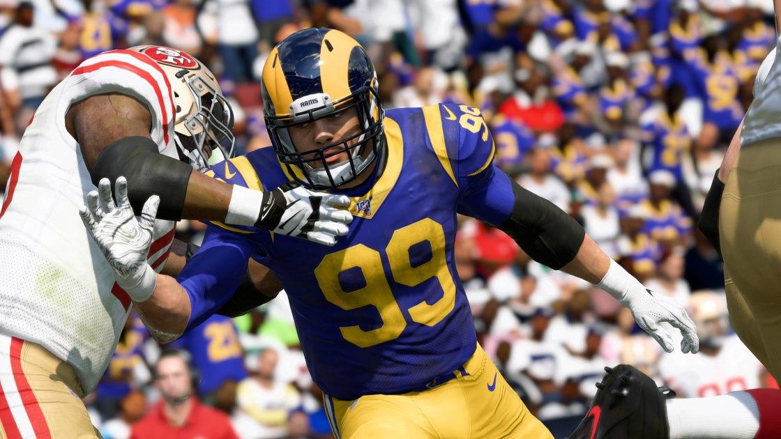 EA pode fazer jogos Madden até 2026 após renovar seu contrato com a NFL