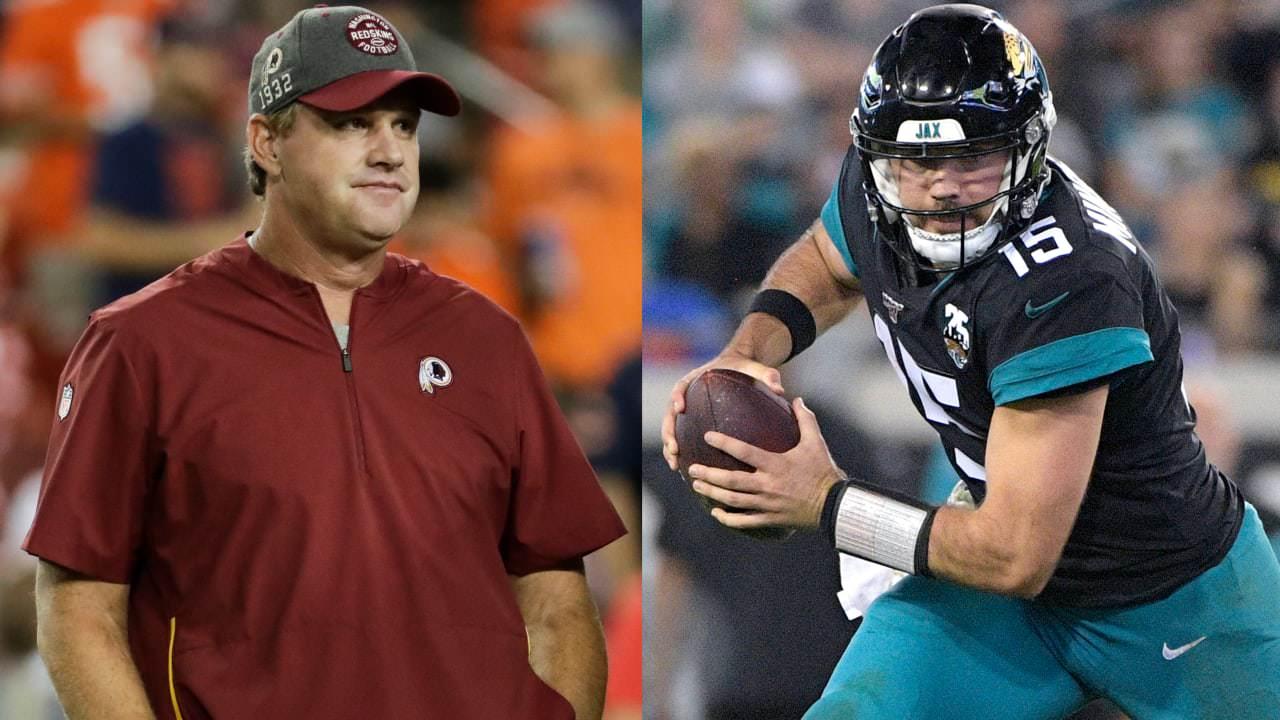Jay Gruden sabe que é seu trabalho 'malha' com Gardner Minshew – NFL.com