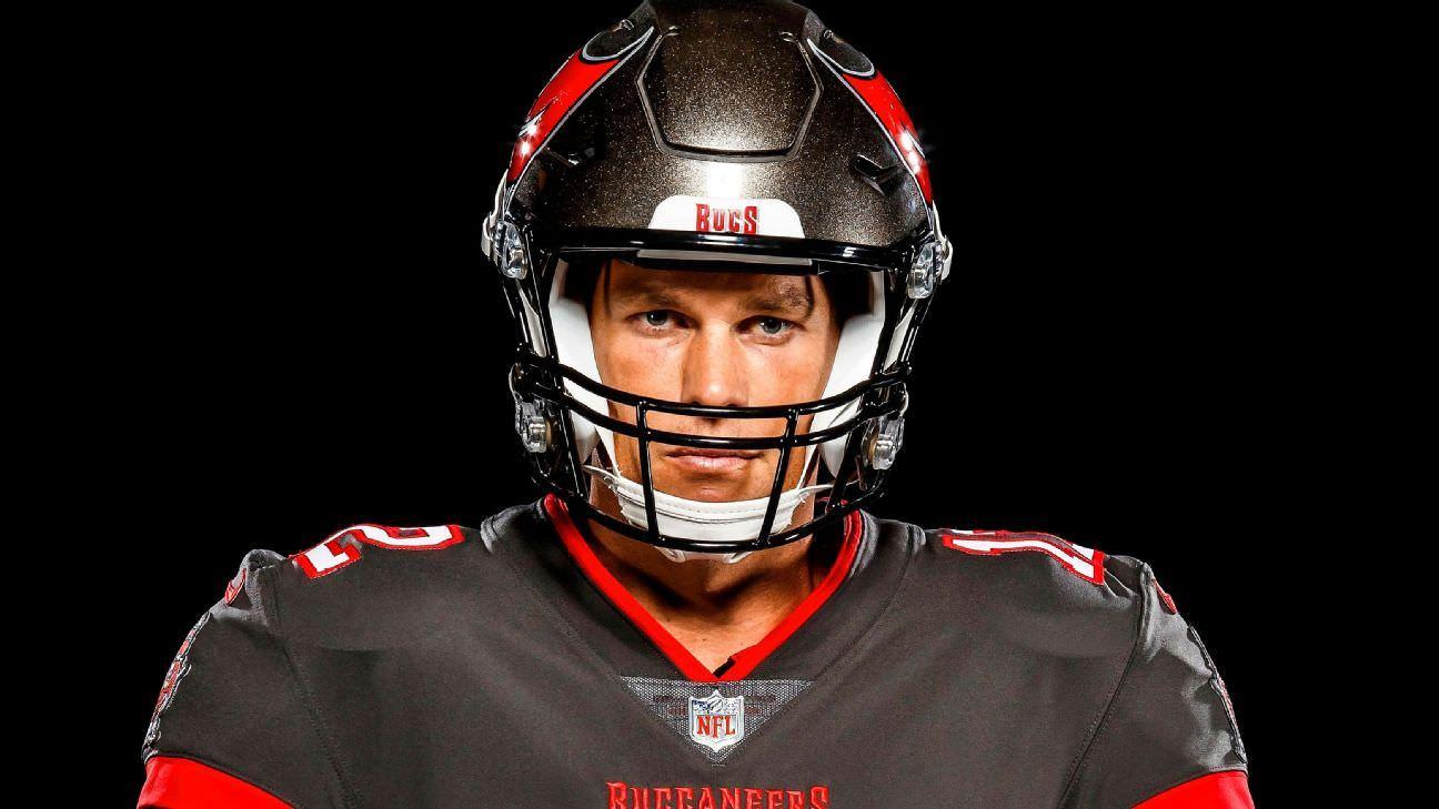 Relatório – Tom Brady faz parte do treino de grupo de Bucs, apesar de testes positivos recentes