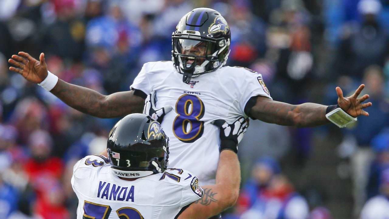 Lamar Jackson revela-se como atleta da Madden NFL 21 – NFL.com