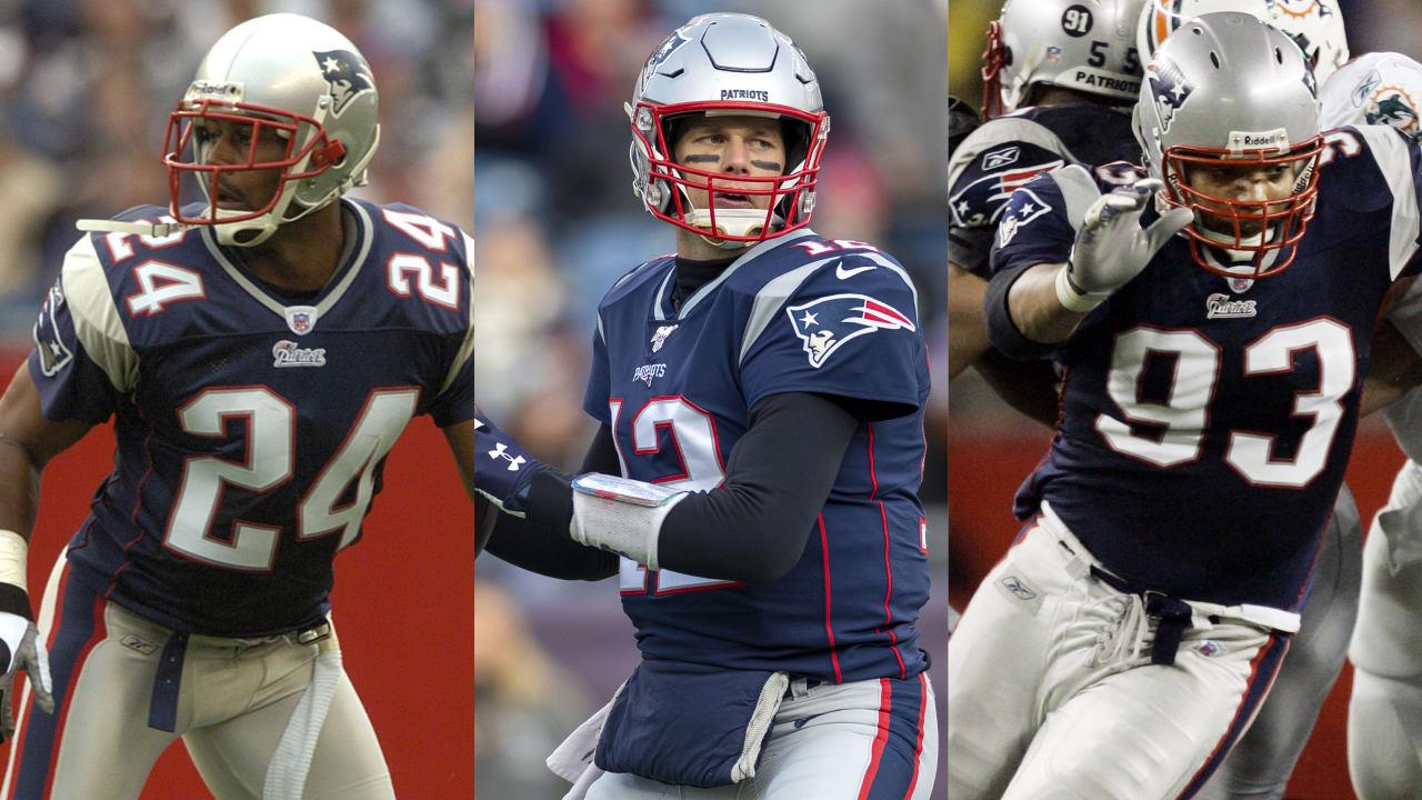 Tom Brady, Ty Law entre os principais companheiros de equipe de NFL de Willie McGinest – NFL.com