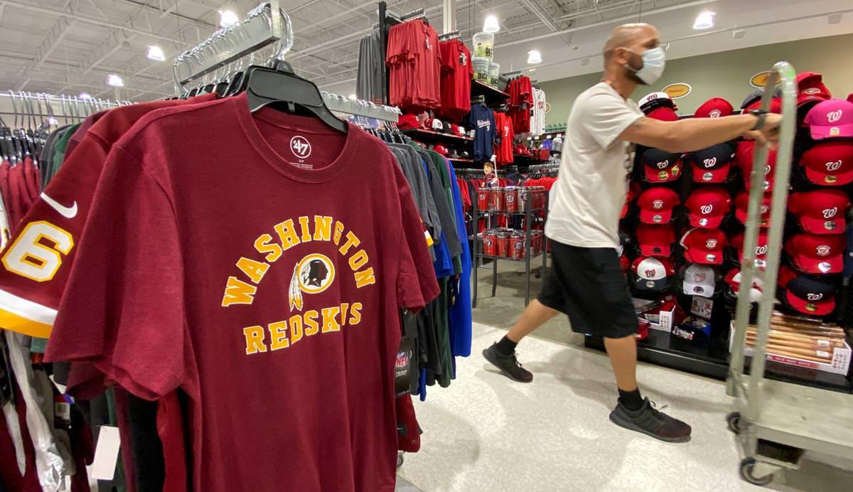 NFL: Washington Redskins considerará mudar o nome da equipe – Reuters India