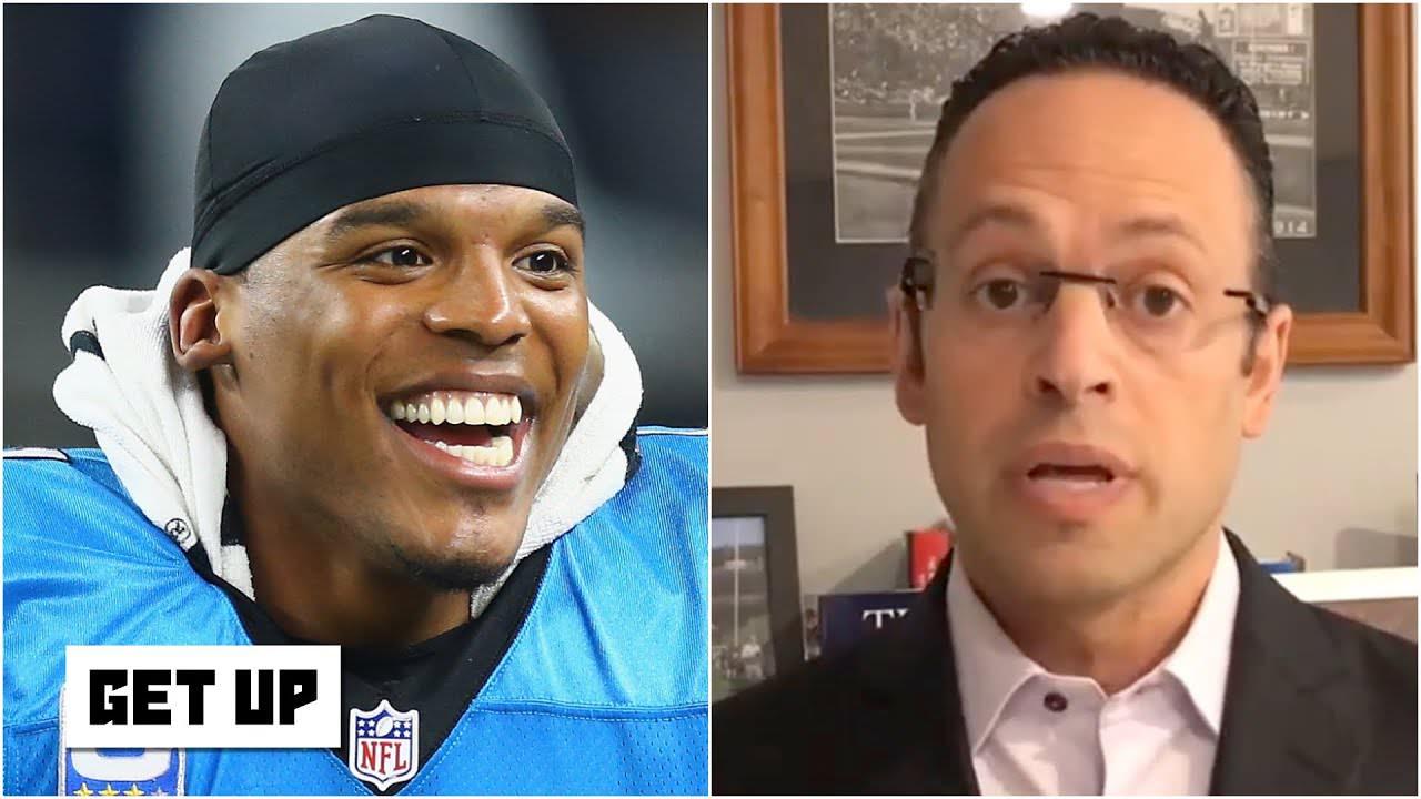 Cam Newton pode se tornar uma 'presença alfa' no vestiário dos Patriots – Mike Reiss | Levante-se – ESPN
