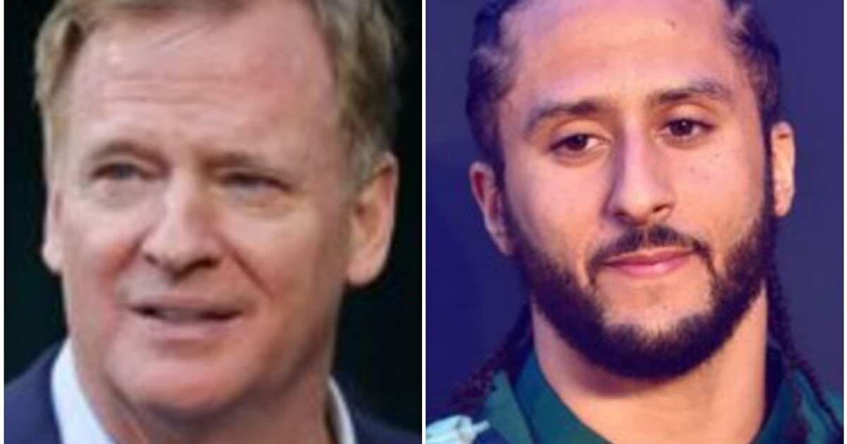 Roger Goodell incentiva equipes da NFL a assinarem Colin Kaepernick