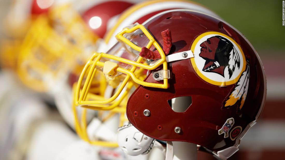 O Washington Redskins revisará seu nome, diz a equipe