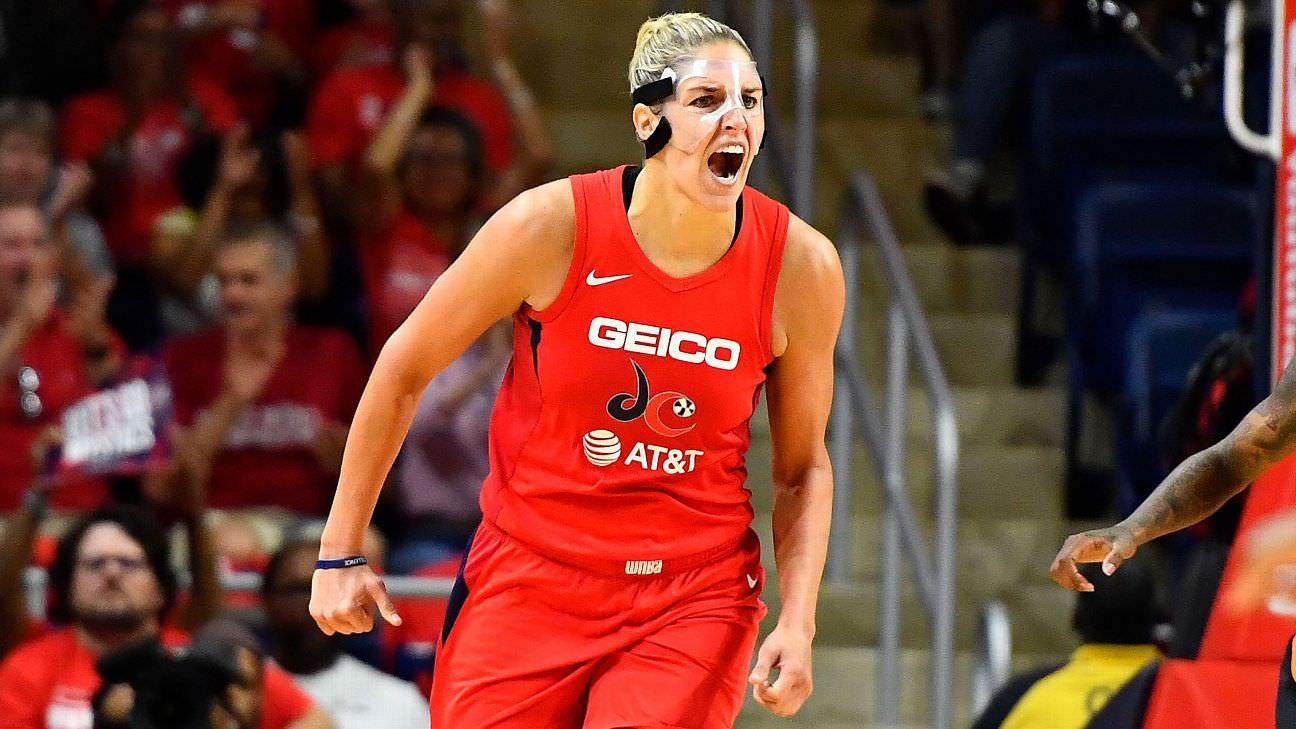 Elena Delle Donne, do Mystics, espera que a isenção médica da doença de Lyme não seja baseada em seu status na WNBA