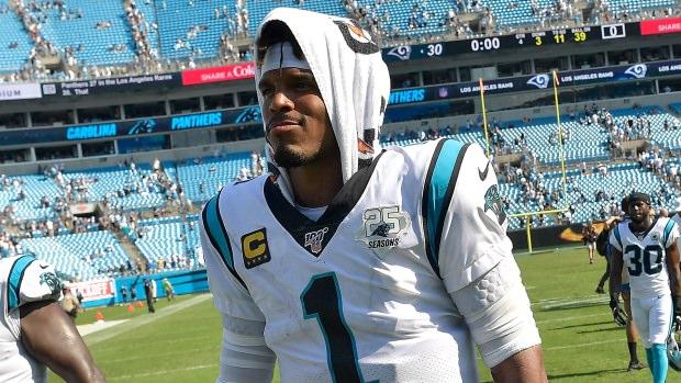 Apostas na NFL: Mercados reagem após os Patriots supostamente concordarem com os termos com Newton – TSN