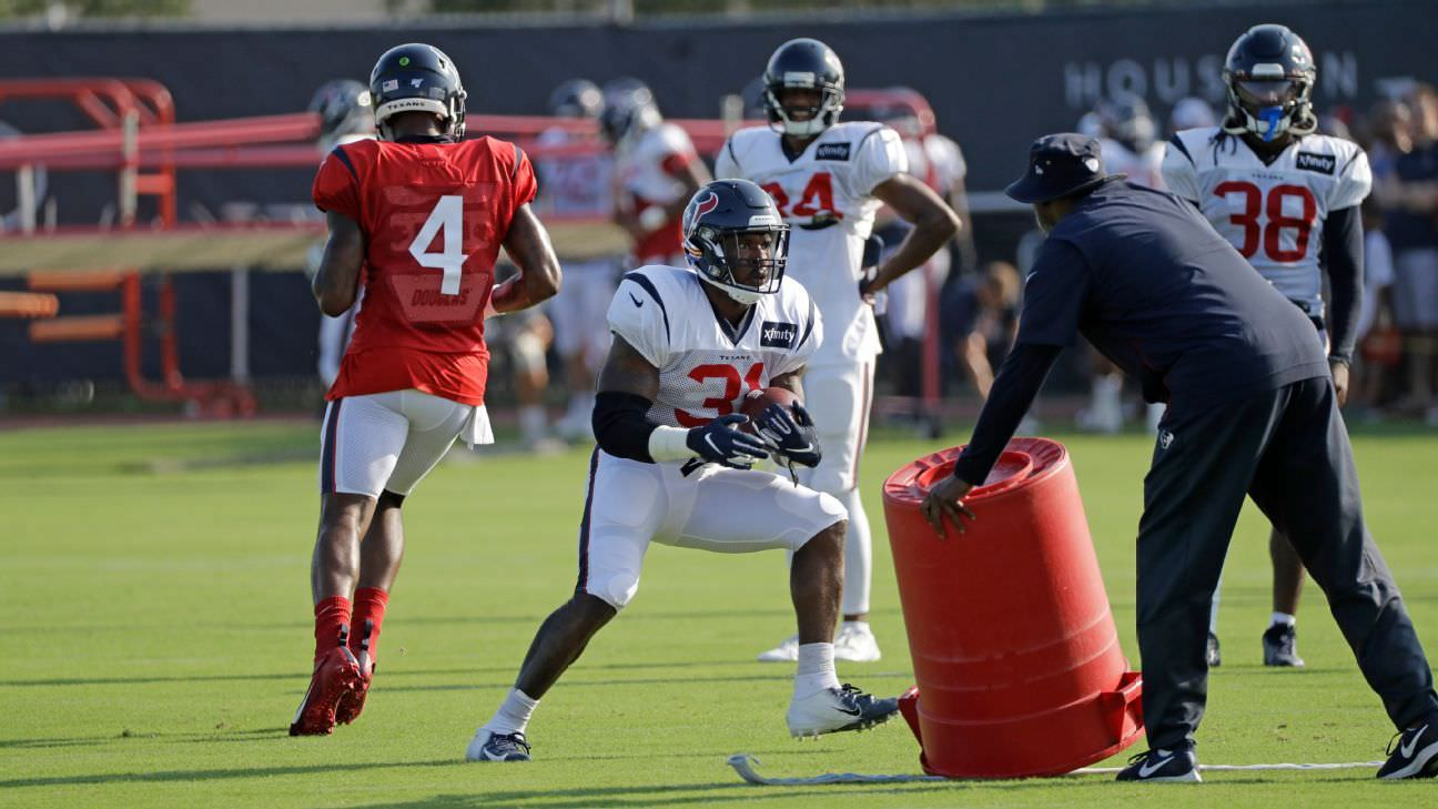 NFL, jogadores concordam em fazer testes diários com COVID-19 nas duas primeiras semanas de campo de treinamento
