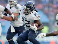 Semana 8 Waiver Wire Mergulho Profundo: Drop Derrick Henry – NFL.com
