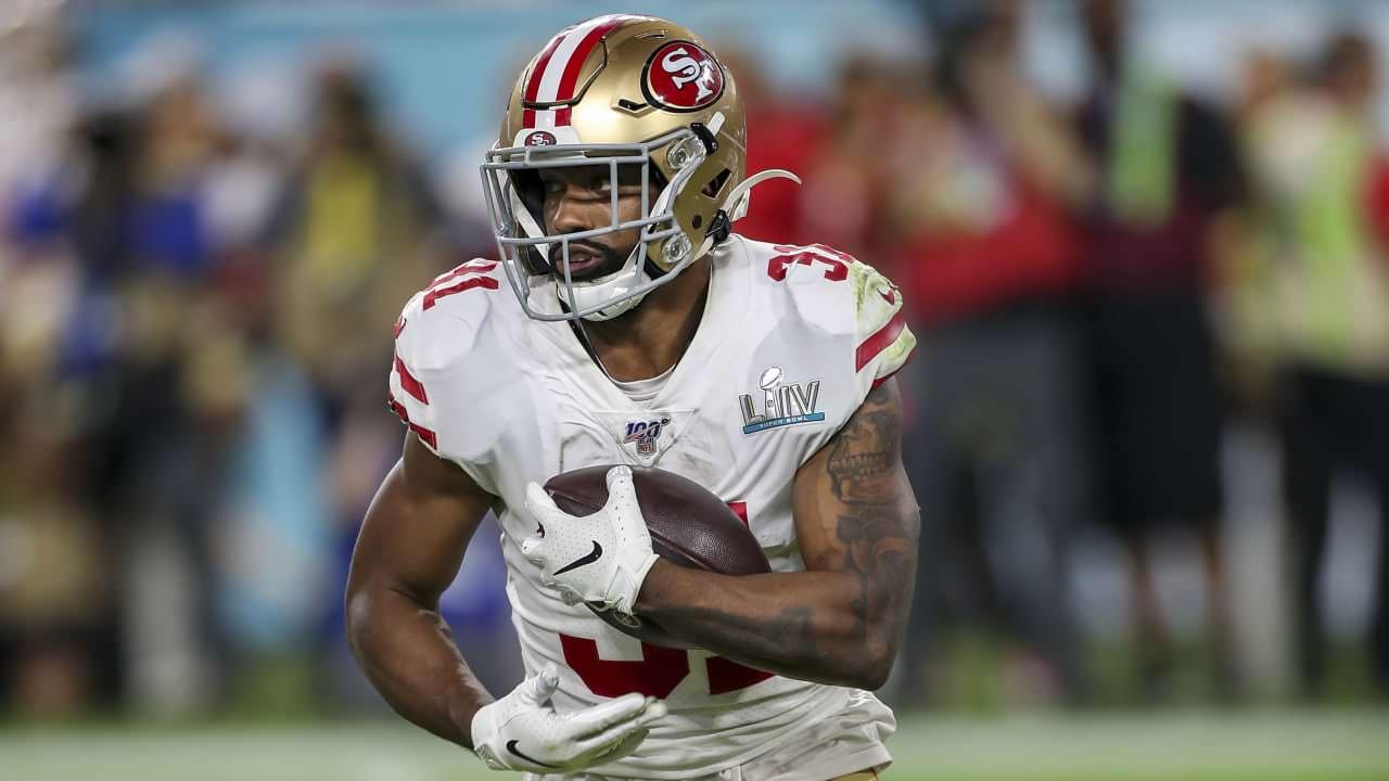 Raheem Mostert, 49ers, concorda em acordo ajustado após pedido de negociação – NFL.com