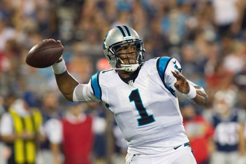 Patriots confirmam a contratação do quarterback Newton – Reuters
