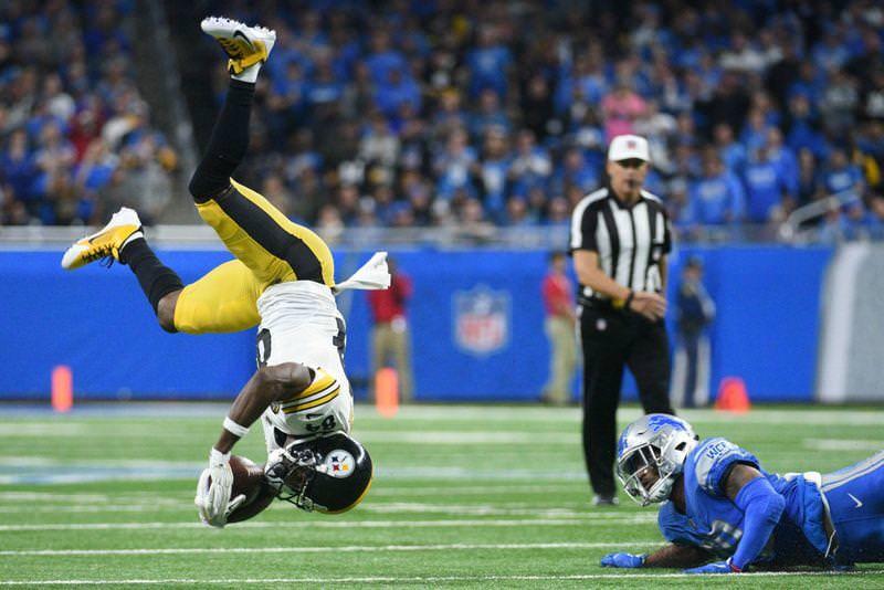 NFL: Agente livre Antonio Brown suspenso por oito jogos – Reuters