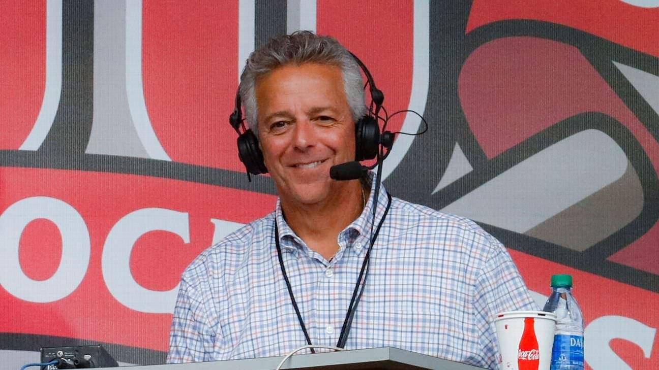 Thom Brennaman retirou dos jogos da NFL da Fox por usar calúnia anti-gay durante o concurso dos Reds
